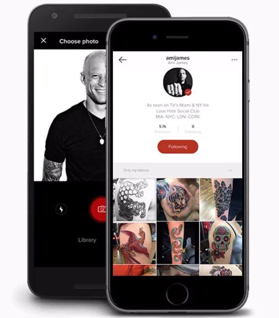Tattoo Community Apps