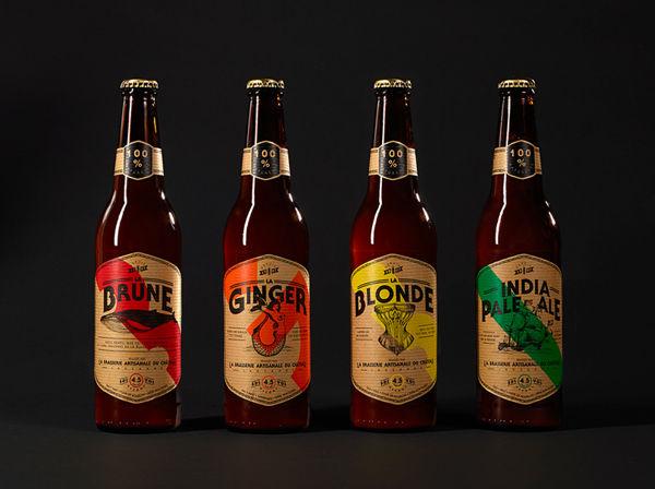 Sailor Tattoo Beer Branding