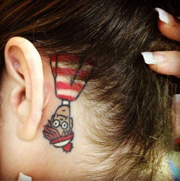 Literature Tattoos