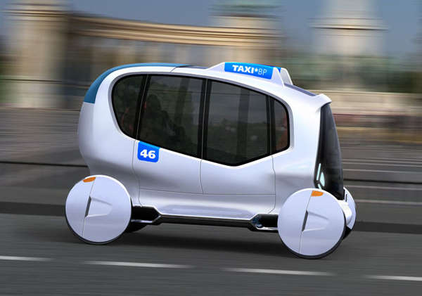 Image result for Autonomous Taxis