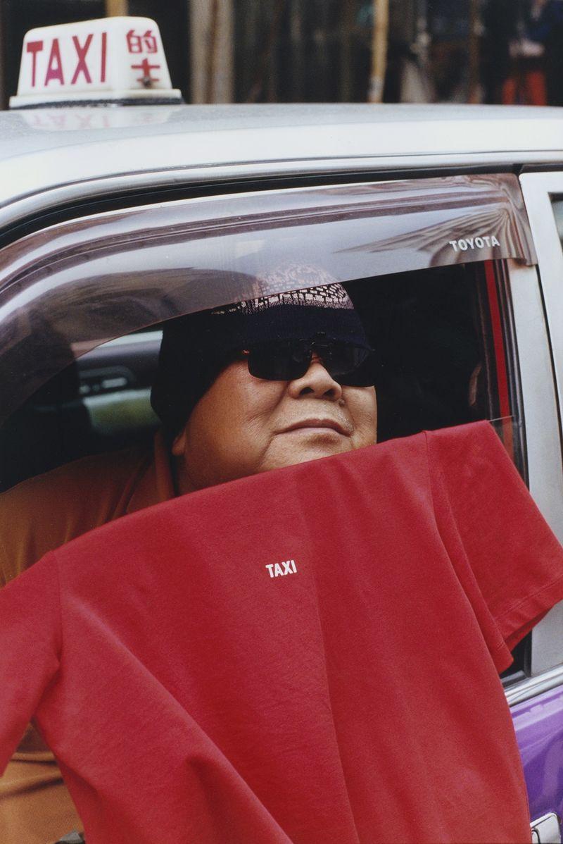 Fashion-Forward Global Taxi Campaigns