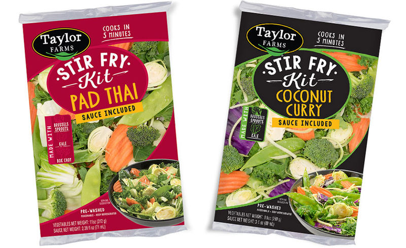 International Flavor Meal Kits