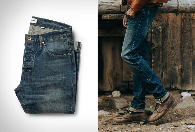 Hand-Processed Denim
