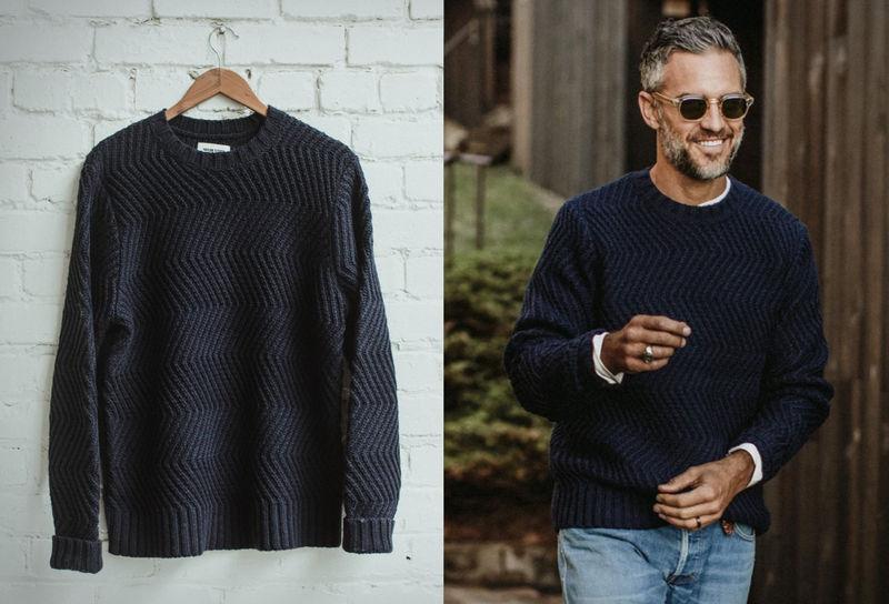 Oceanic Autumnal Sweaters