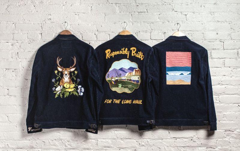 Custom Wildfire Jackets