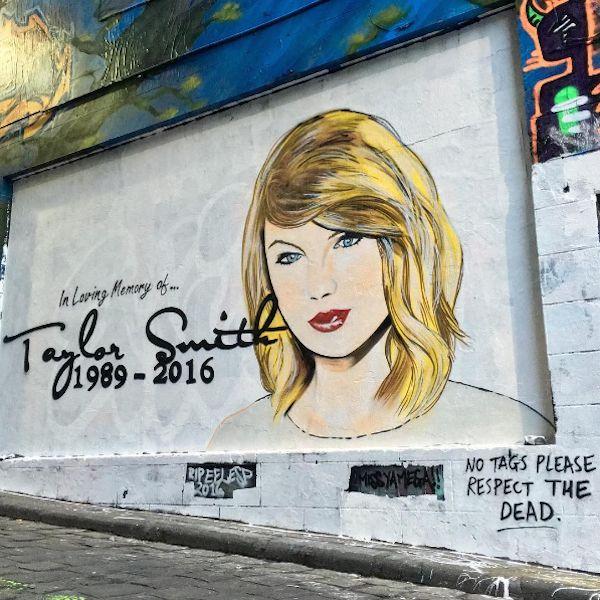 Fake Memorial Murals