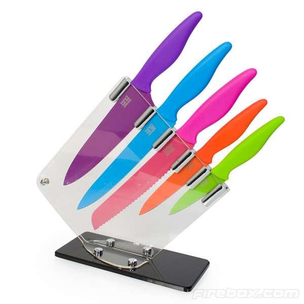 Technicolor Culinary Cutters