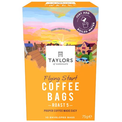 Tea-Like Coffee Bags
