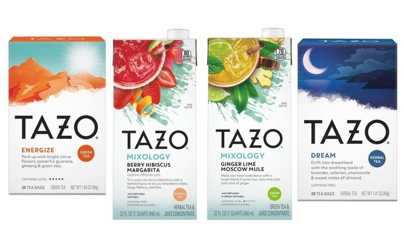 Cocktail-Inspired Tea Products