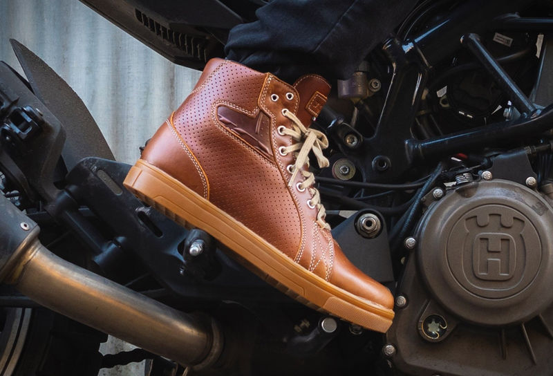 Durable Motorcyclist Sneakers