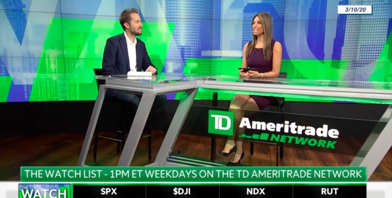 Jeremy Gutsche on TD Ameritrade Network