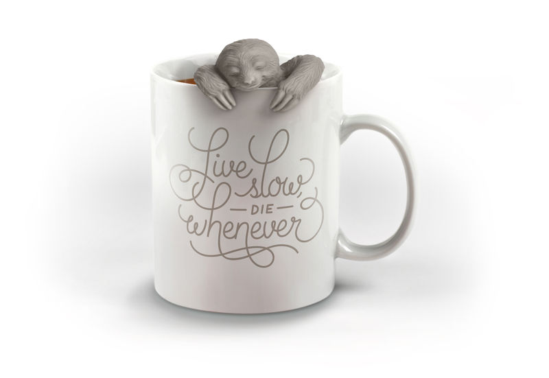 Sloth Tea Steepers