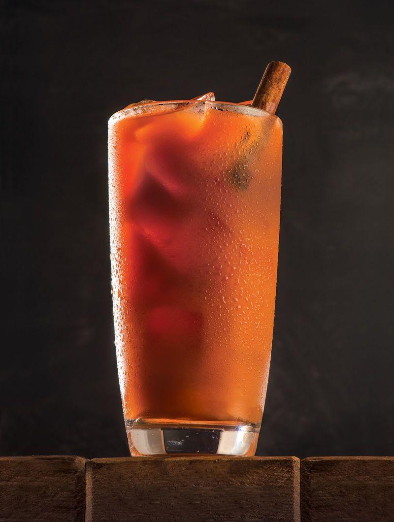 Juice-Infused Chai Teas