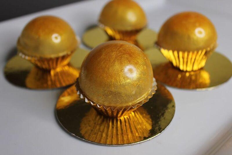 Glittering Tea Bombs