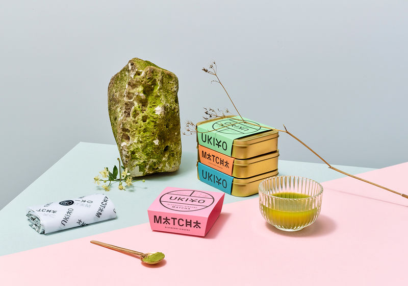 Aesthetically Driven Tea Branding