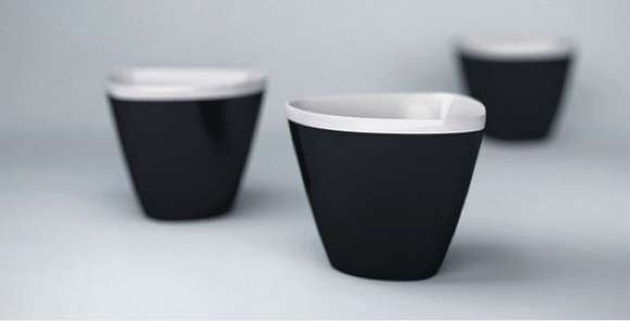 Intimately Tangible Teacups