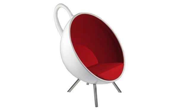 Teatime Egg Chairs