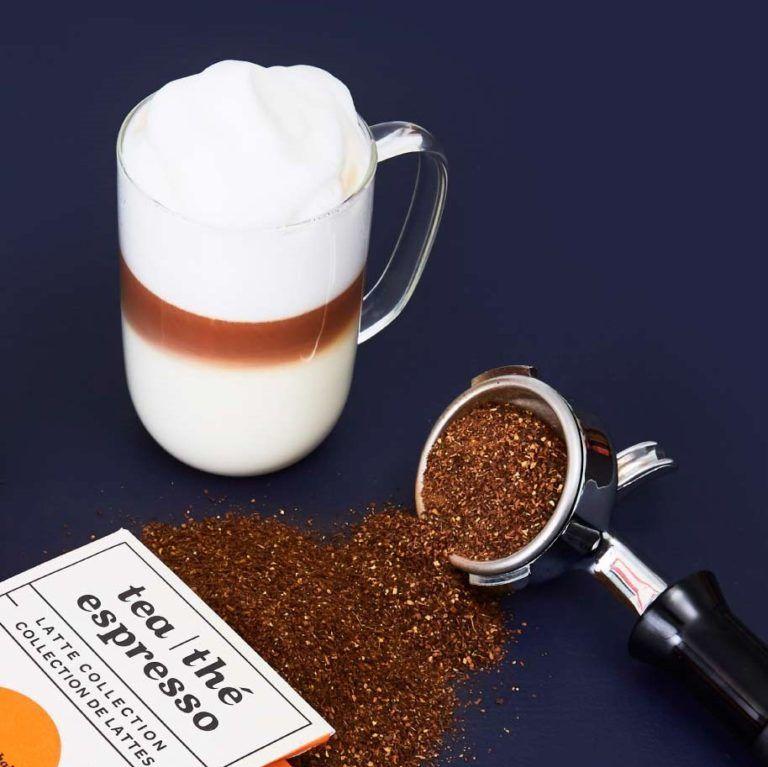 Tea-Based Espressos