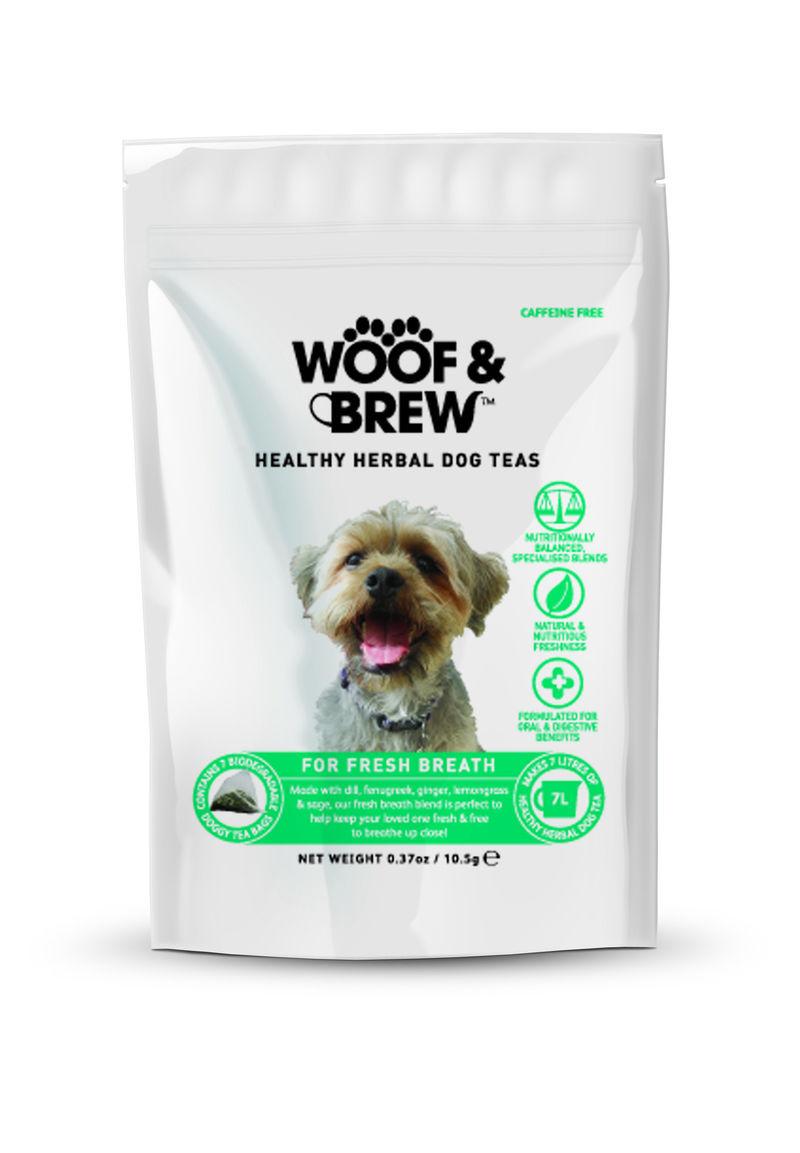 Herbal Dog Teas
