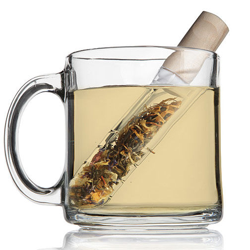Test Tube Tea Infusers
