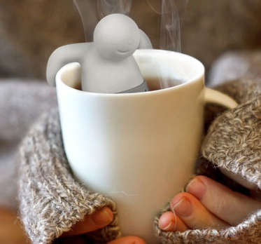 Playful Personified Tea Infusers