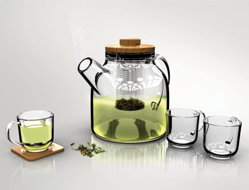 Automated Tea Pots