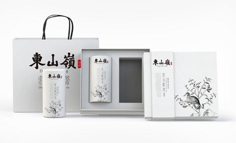 Chinese Folktale Tea Packaging