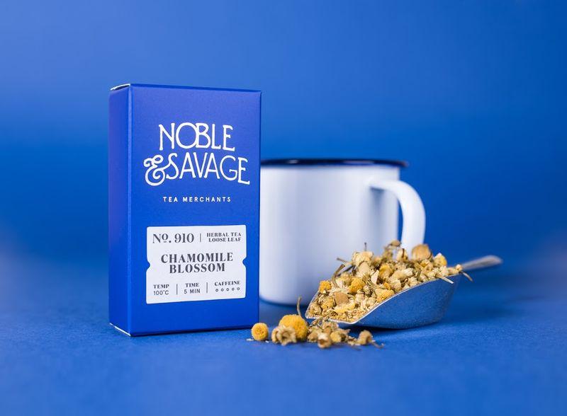Timeless Tea Merchant Branding