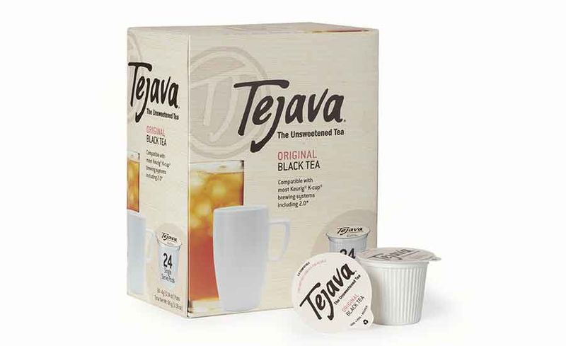 All-Natural Tea Brewing Pods