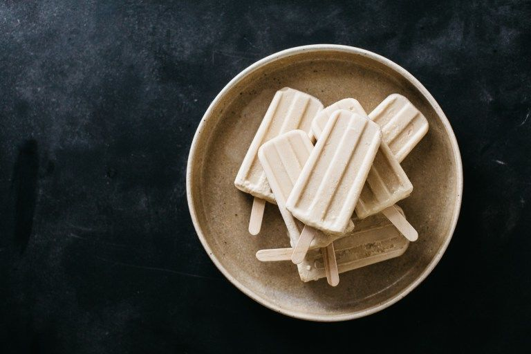 London Fog Popsicles