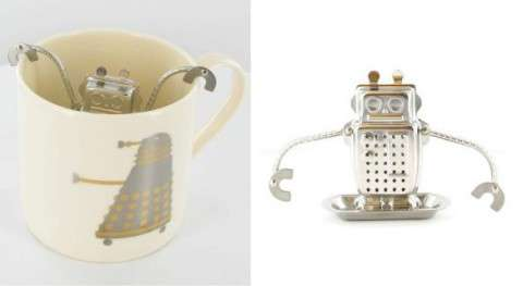 Robotic Tea Bags