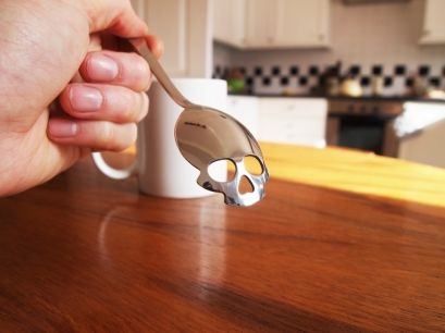 Sugar-Monitoring Tea Spoons