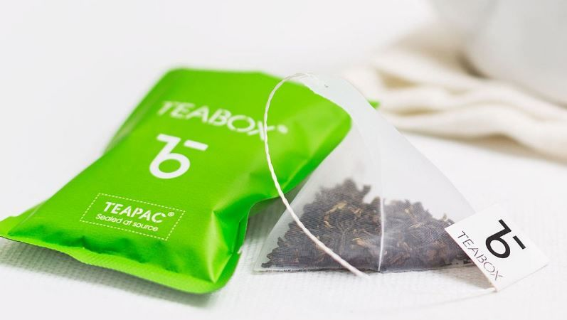 Individually Packaged Tea Bags