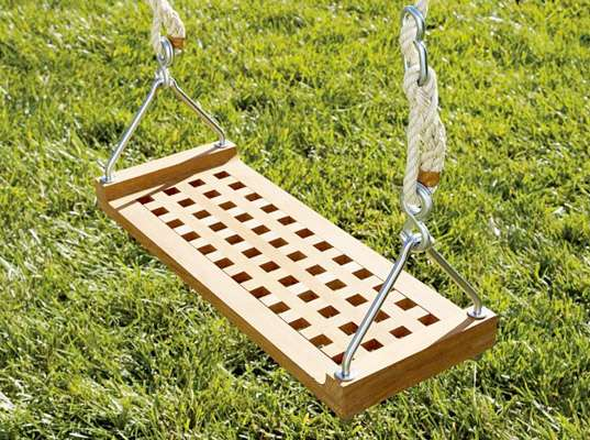 Wooden Waffle Playgrounds