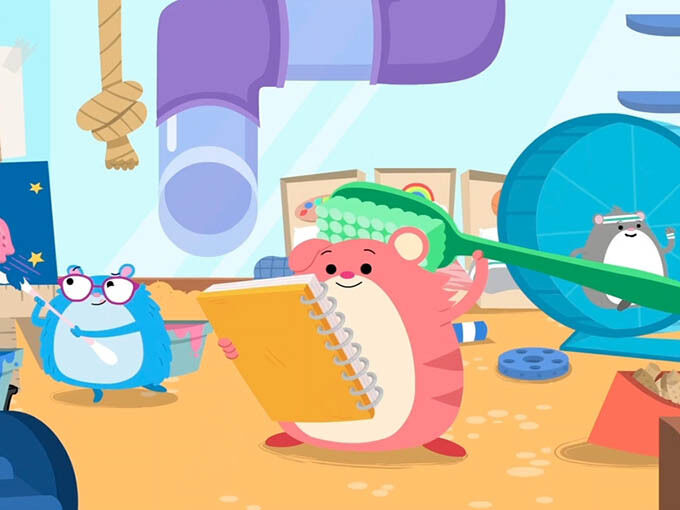 Game-Integrated Children's Programming