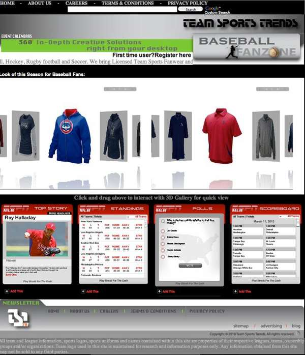 Sports Fashion Networks