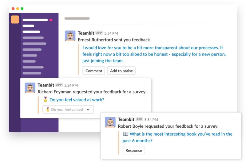 Chat-Based Team Culture Platforms