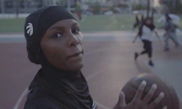 Team-Branded Hijabs