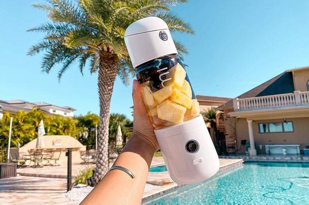 Handheld Smoothie Blender Appliances