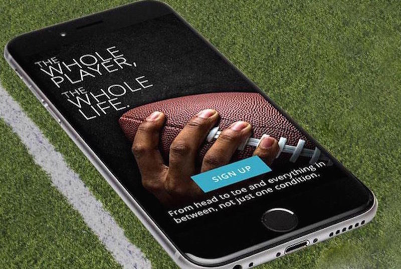 Football Player Health Apps