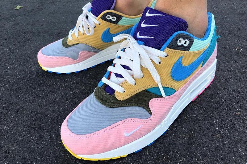 Tearaway Colorful Sneakers