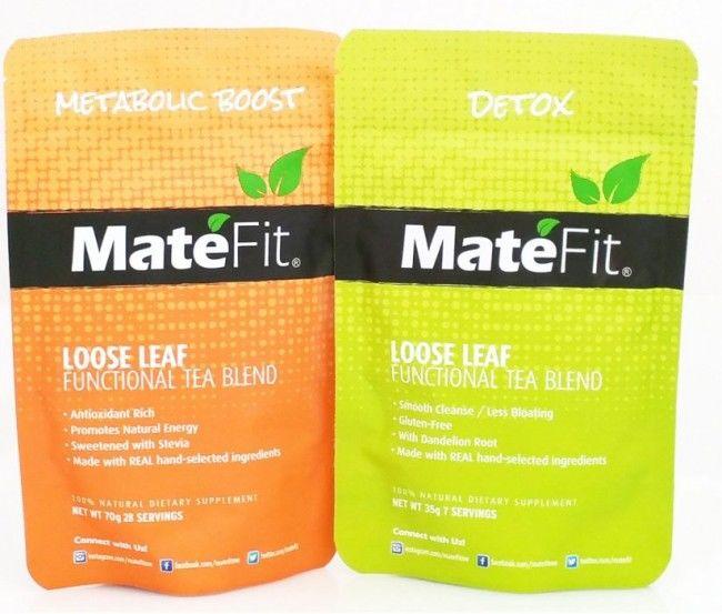 Metabolism-Boosting Teatox Packages