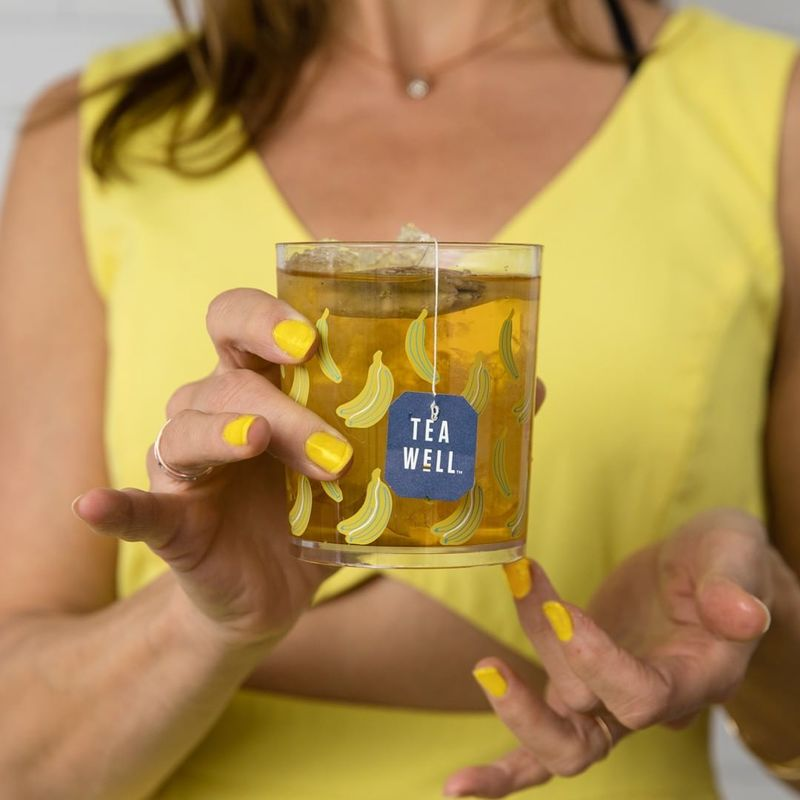 Vitamin-Rich Wellness Teas