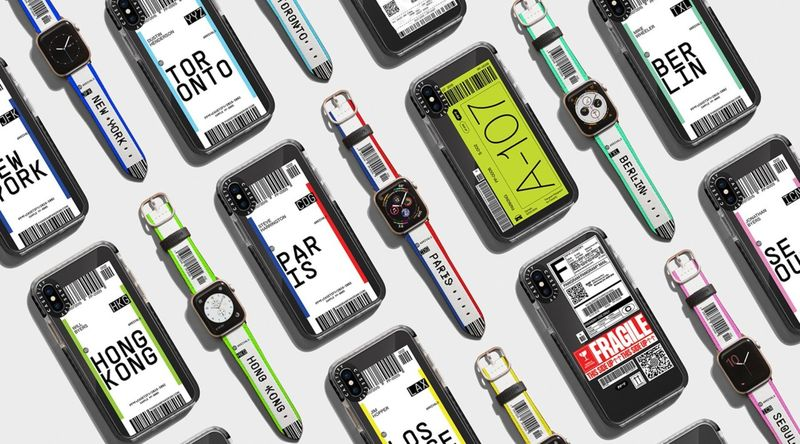 Travel-Inspired Tech Accessories Lines