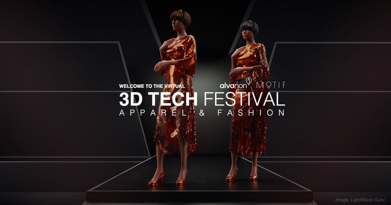 Virtual 3D Tech Festivals