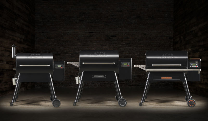 Tech-Infused Grills