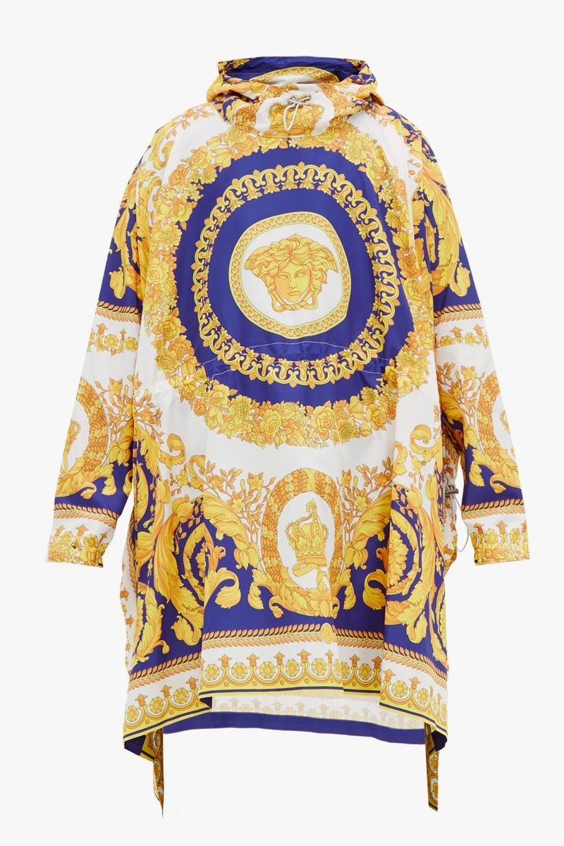 Baroque Lightweight Luxe Ponchos