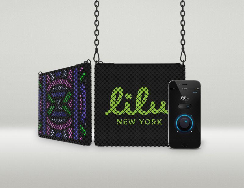 Smart Illuminating Handbags