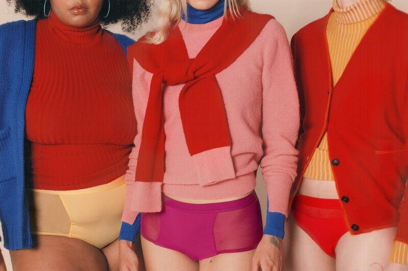 Charitable Technicolor Underwear