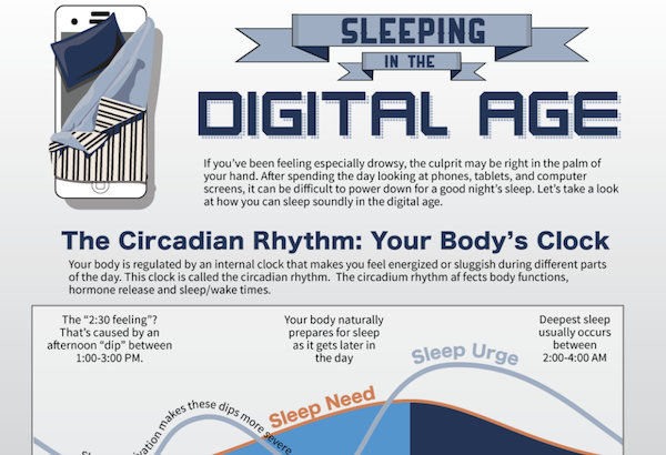 Sleep-Improving Infographics